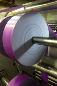 Découpe bobines papier
